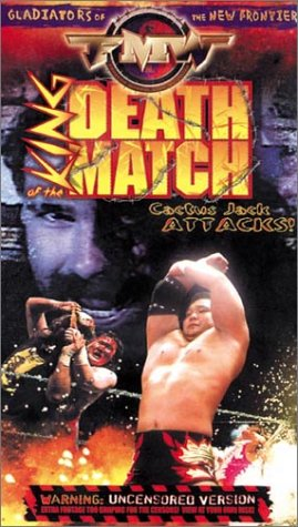 Amazon.com: FMW (Frontier Martial Arts Wrestling) - King of the Death Match (Uncensored Version) [VHS]: Fmw: Movies & TV