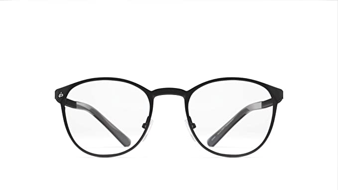 bfd1fb93ac PRIVÉ REVAUX Philosopher Collection quot The Buber quot  Handcrafted  Designer Round Eyeglasses