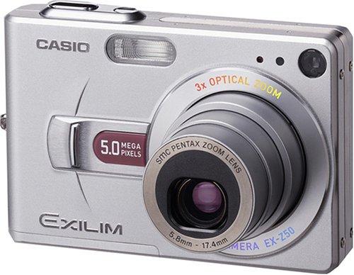 CASIO EXILIM ZOOM EX-Z50 デジタルカメラの商品画像
