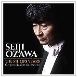 Seiji Ozawa - The Philips Years [50 CD]