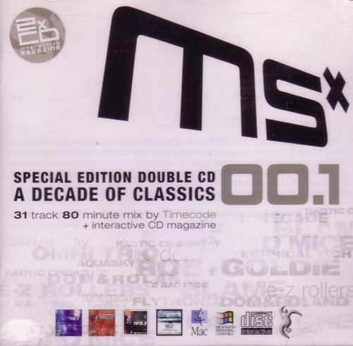 VA-MSX00.1 10th Anniversary Special Edition CD Mixed By Timecode-(MSX001CD)-CD-FLAC-2000-dL Download