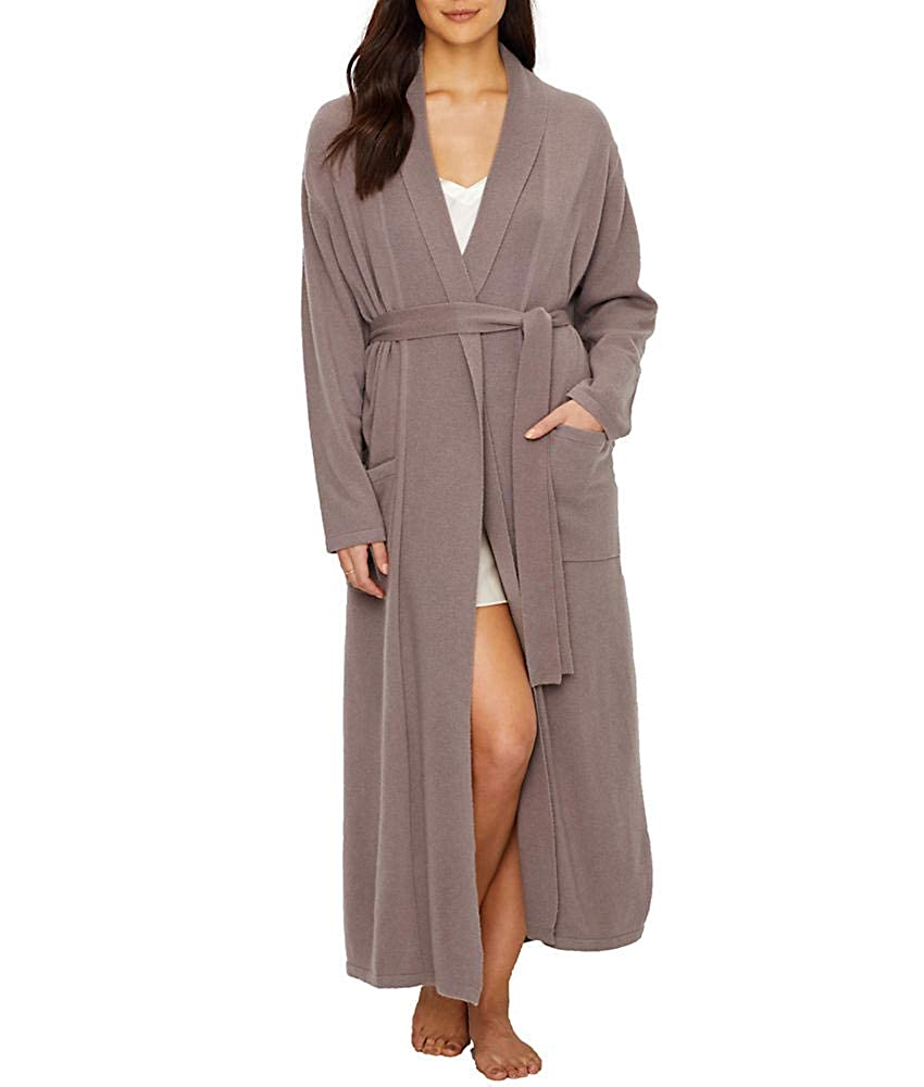 5bfaf902864d Arlotta Cashmere Robe at Amazon Women s Clothing store