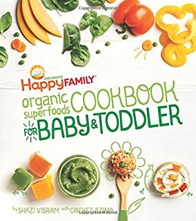 Baby and toddler on the go cookbook fresh homemade foods to take the happy family organic superfoods cookbook for baby toddler forumfinder Image collections