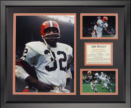 Jim Brown Cleveland Browns Framed - 5