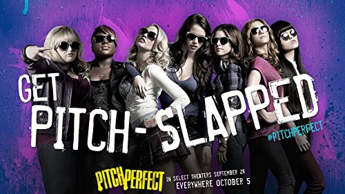 Get Pitch-Slapped Poster - Pitch Perfect Costume Ideas