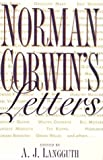 Norman Corwin's Letters, Norman Corwin, 0962303259