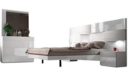 Genial Image Unavailable. Image Not Available For. Color: Cordoba King Bedroom Set  In White High ...