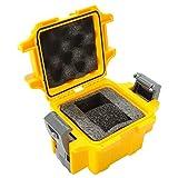 Egg Crate Foam Rubber Generic LQ..8..LQ..3523..LQ otect C Protect Case ector B Box Display & rab Durable Plastic lastic Watch Collector er Yellow Grey Rubber Yellow US6-LQ-16Apr28-81