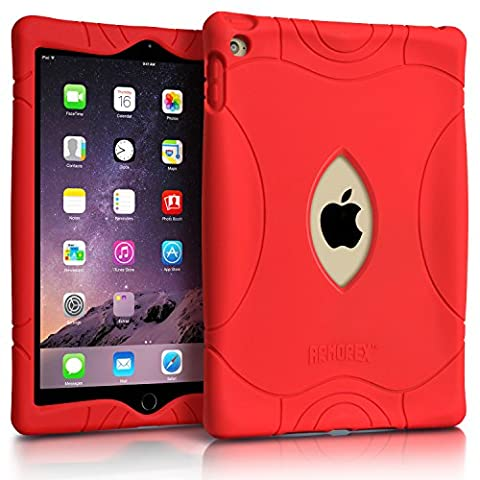 iPad Mini 4 Case 7.9 inch, Armorex Durable Stylish [Shockproof] [Light Weight] [Kids Safe] Protective Silicone Cover for Apple iPad Mini (Ipad Mini 3 Gsm Unlocked)