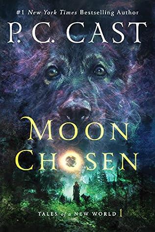 book cover of Moon Chosen