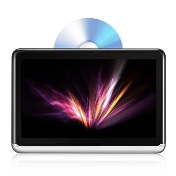 DDAUTO DDA10D Bluetooth 4.0 Tablette Android 6.0 Lecteur de DVD ...
