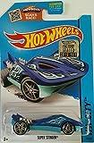 Hot Wheels HW City Super Stinger 37/250 Blue 2015