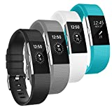 VODKE For Fitbit Charge 2 Bands, Replacement Sport Strap Bands for Fitbit Charge 2 Smartwatch Fitness Wristband Small Type 3