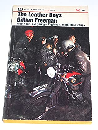 book cover of The Leather Boys