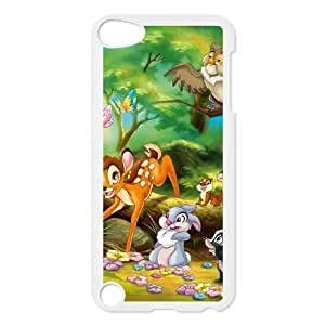iPod Touch 5 Cell Phone Case White Bambi II AG6106344