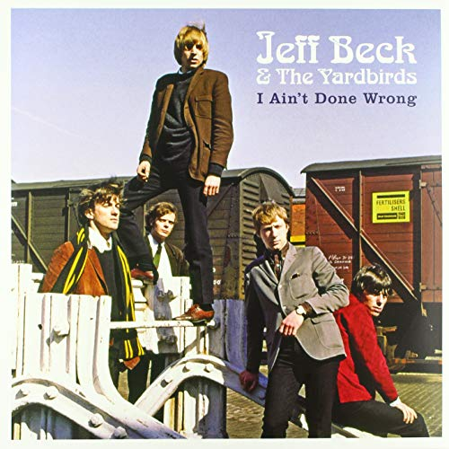 Album Art for I Ain't Done Wrong by JEFF & THE YARDBIRDS BECK