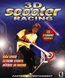 3D Scooter Racing - PC