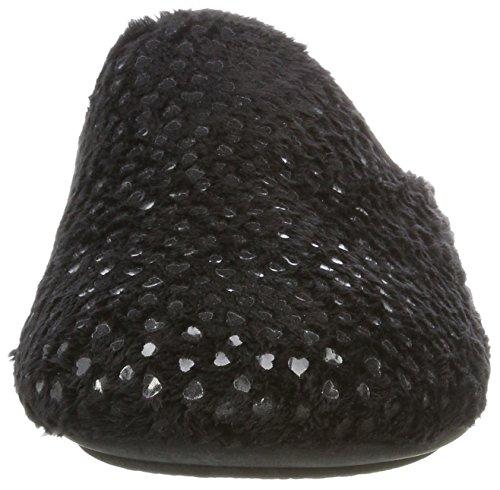 Pantoufles Conny Florett Noir 60 schwarz Femme A5SaqSw