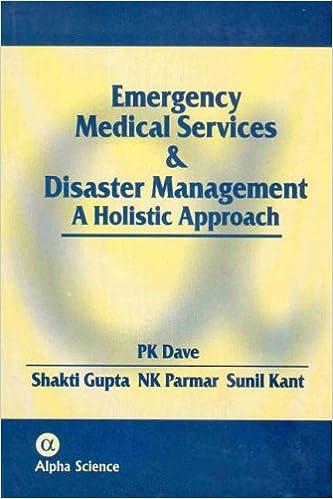 Descargar libros electrónicos de Google Books en líneaEmergency Medical Services and Disaster Management: A Holistic Approach in Spanish MOBI 1842651439