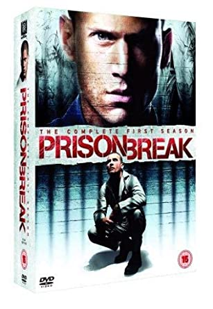 Amazon Com Prison Break Season 1 Dvd Region 2 Movies Tv