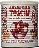 Toschi Amarena Black Cherries in Syrup