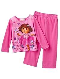 Dora the Explorer Toddler Little Girls' Pajamas (2T)