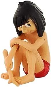 Disney El libro de la selva Micro World figura Mowgli