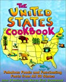 img - for The United States Cookbook (Turtleback School & Library Binding Edition) book / textbook / text book