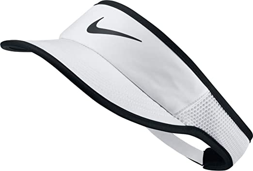 dc2538343f529 Image Unavailable. Image not available for. Color  Women s NikeCourt  Aerobill Tennis Visor