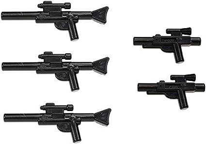 STAR WARS Weapon Clone Wars Trooper Battle Gear Blaster Rifle Gun Accessory