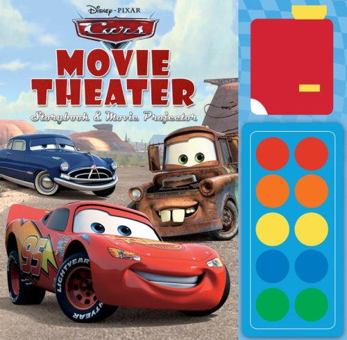 Download Disney Pixar Cars Movie Theater Storybook & Movie Projector pdf epub