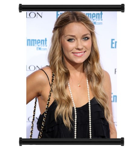 Lauren Conrad Sexy Hot Fabric Wall Scroll Poster 16 X 24 Inches