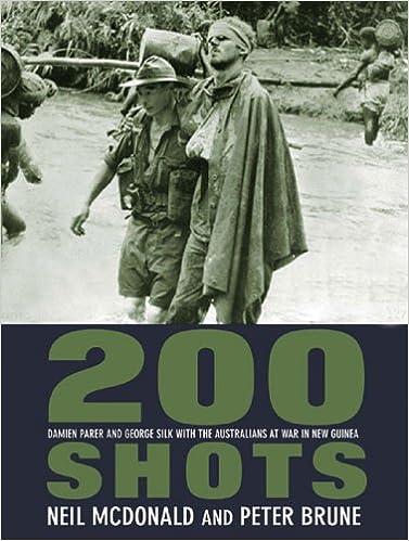 Epub-kirjat ipad-latauksessa 200 Shots: Damien Parer and George Silk with the Australians at War in New Guinea PDF CHM