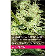 Growing Marijuana and Other Plants with LEDs: Leaflet length.  For beginners.