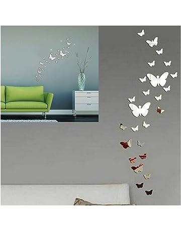 Decorazioni Adesive Per Ante Armadio.Amazon It Sticker Decorativi Casa E Cucina Adesivi Per Finestre