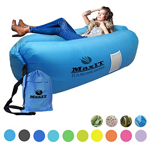 MaxIT Inflatable Hammock Sofa