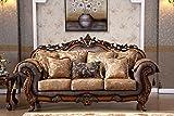 Meridian Furniture Seville Upholstered Sofa