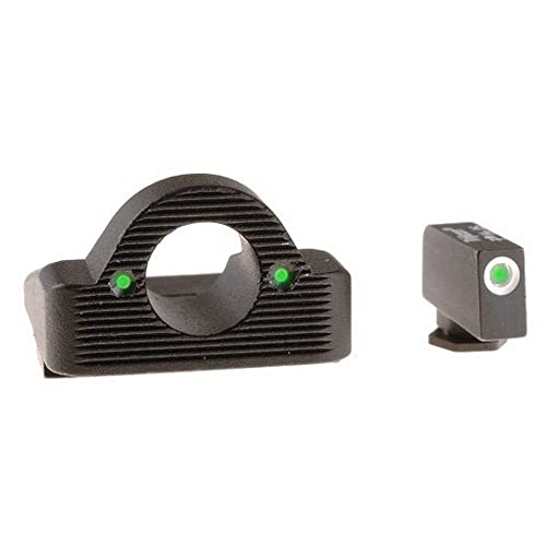 Ameriglo Glock Ghost Ring Green