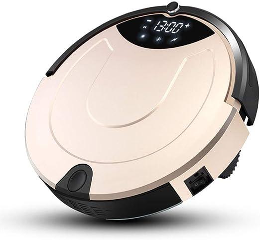 KAIFH Robot Aspirador Aspiradora Inteligente Recarga Automática ...