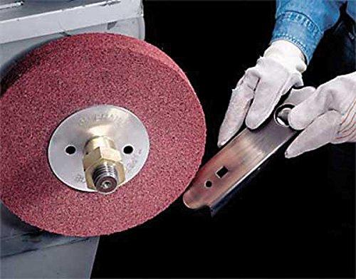 Scotch-Brite(TM) Metal Finishing Wheel, 6 in x 1 in x 1 in 5A CRS