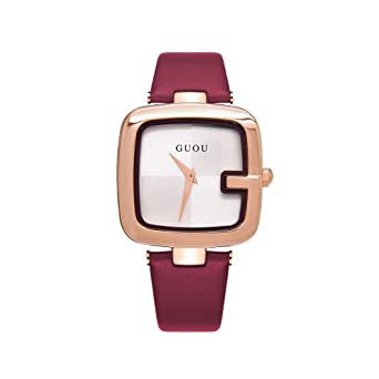c35b360150c Amazon.com  Charm Gold Quartz Women Wrist Watches