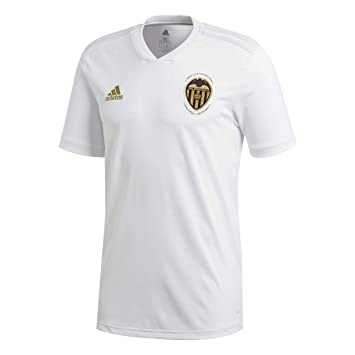 adidas VCF H JSY - Camiseta 1ª equipación Valencia CF, Hombre ...