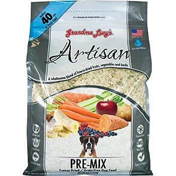 Grandma Lucy's Freeze-Dried Grain-Free Pet Food: Artisan Pre-Mix 8lbs