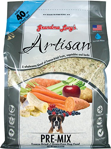 Grandma Lucy'S - Artisan Pre-Mix Dog Food - 8Lb ()