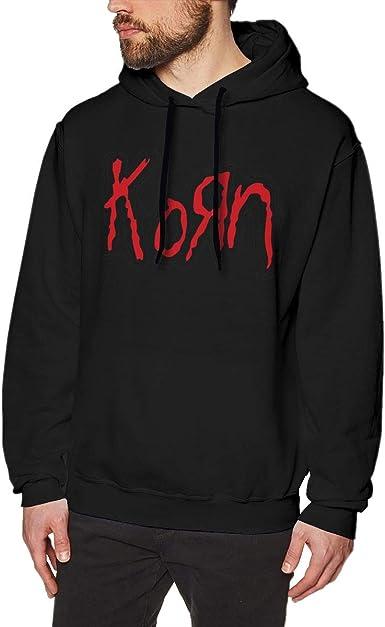 CJUIOX - Chandal para Hombre Korn de algodón, Camisa de Sudor ...