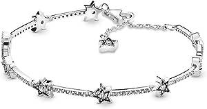 Pandora Mujer plata Cadena pulsera