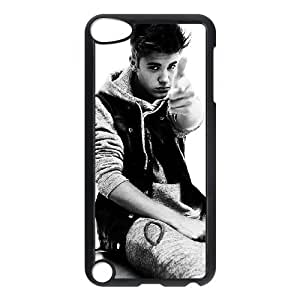 Justin Bieber The Unique Printing Art Custom Phone Case for Ipod Touch 5,diy cover case ygtg-699785