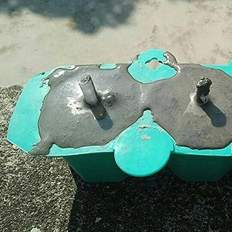 Cutowin - cactus Molde de silicona, molde de arcilla,diseño de arcilla cerámica (Cactus Molde): Amazon.es: Hogar