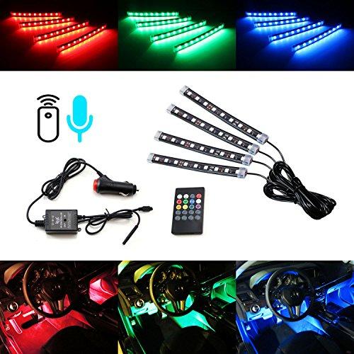 iJDMTOY LED Sound Lighting Motorcycle