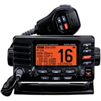 STANDARD VHF Explorer Optional Remote Black / STD-GX1600B /